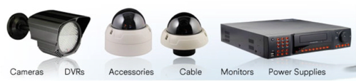 Camera & Security Products from Norelco Safecam
