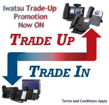 IWATSU Trade In and Trade Up Event