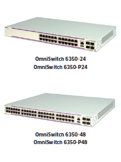 Alcatel-Lucent Enterprise OmniSwitch 6350