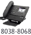 YouTube Demo for the -8068-8038-8039 series telephone